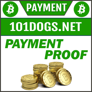101dogs.net review payment proof