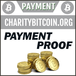 Charitybitcoin review payment proof