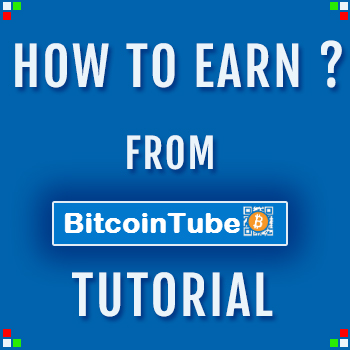 how to earn from bitcointube