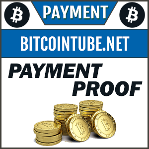 Bitcointube review and Payment Proof