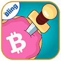 Bling Bitcoin Food Fight