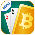 Bling Bitcoin Solitaire