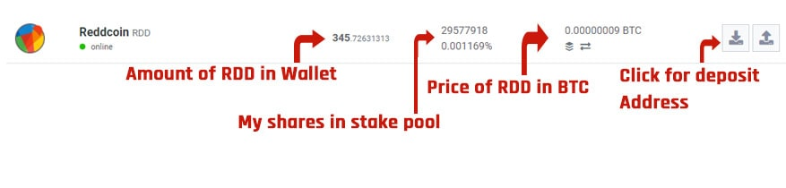Stakecube Wallet Staking
