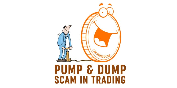 pump and dump trading